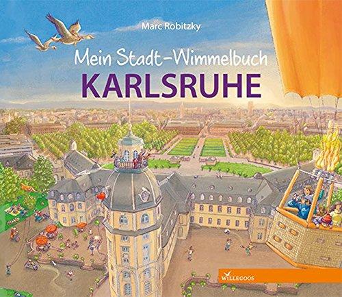 Mein Stadt-Wimmelbuch Karlsruhe