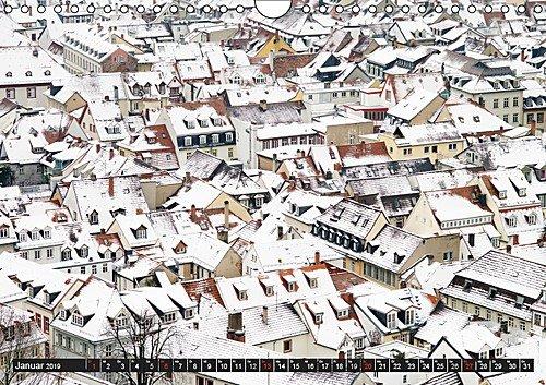 Heidelberg (Wandkalender 2019 DIN A4 quer)